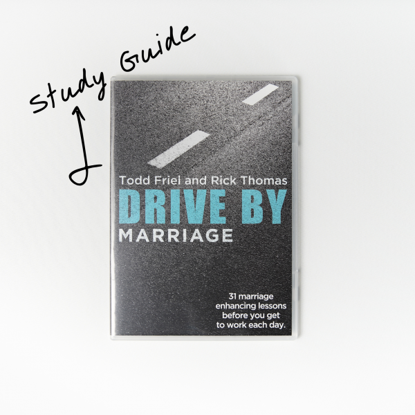 Drive By Marriage Study Guide