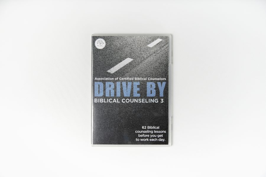 Drive By Biblical Counseling 3