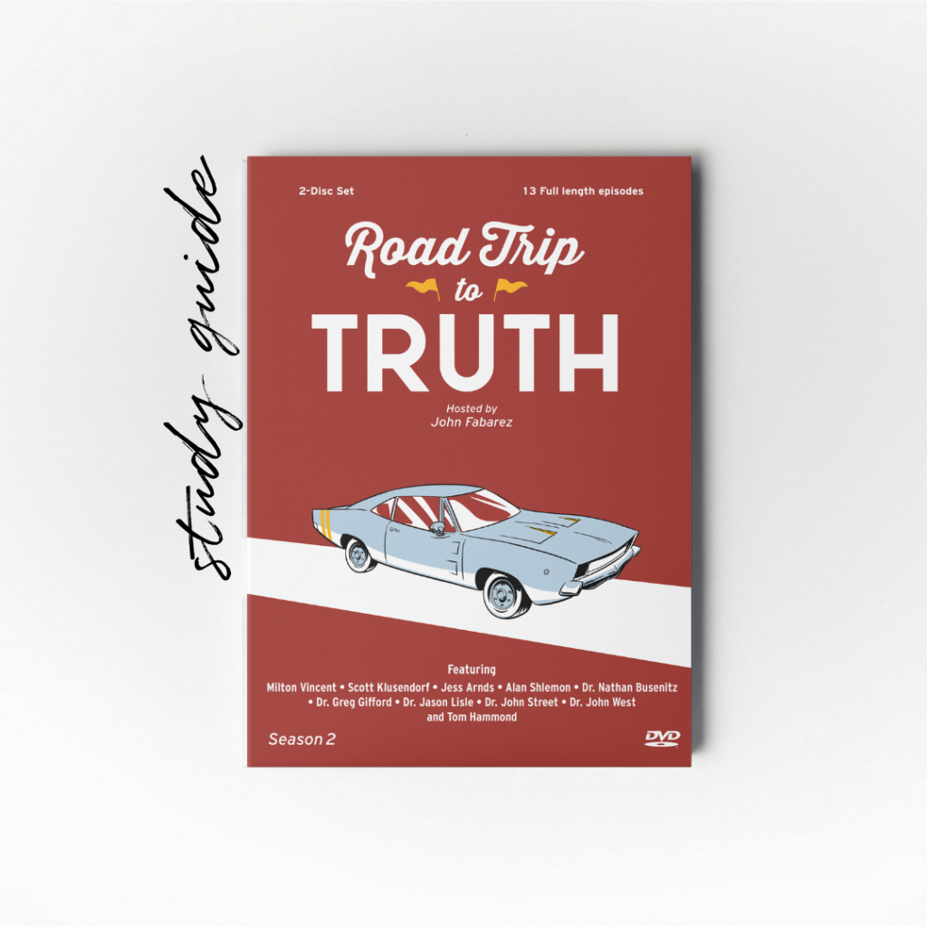 Road Trip to Truth Study Guide Season Two